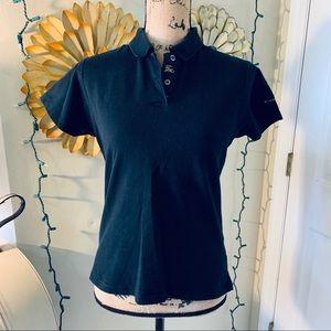 Burberry golf polo shirt sz S